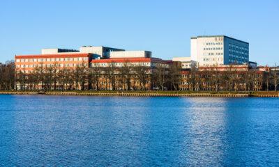 Image for Integra sikringssystemer på hospitaler i Sverige