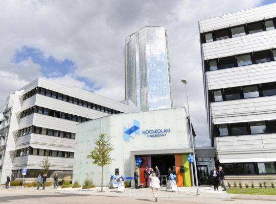 Image for Integra system sikkrer Halmstad Universitet